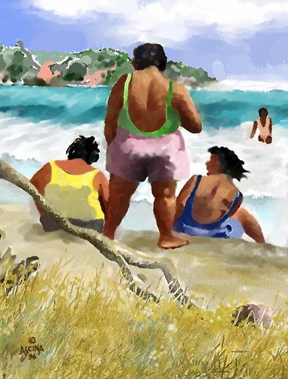 Beaching It