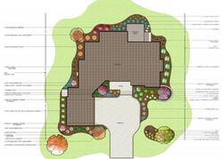 2D Detailed Planting Plans