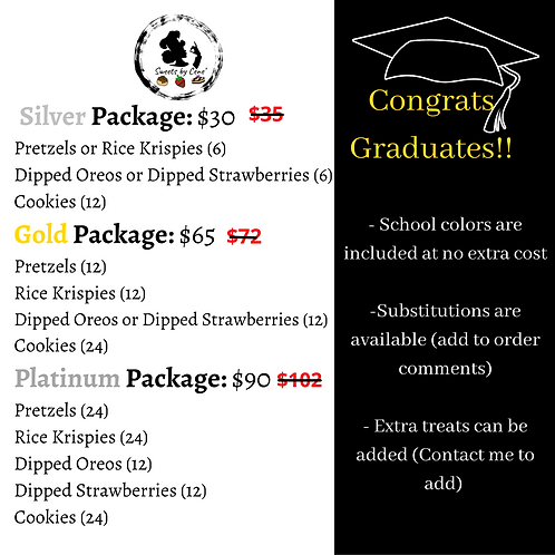 Graduate Packages