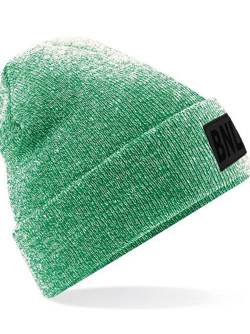 Bonnet BNL  vert chiné