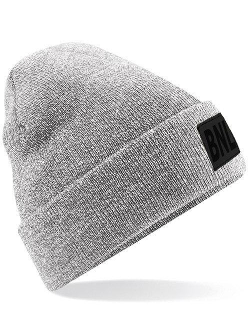 Bonnet BNL  gris chiné