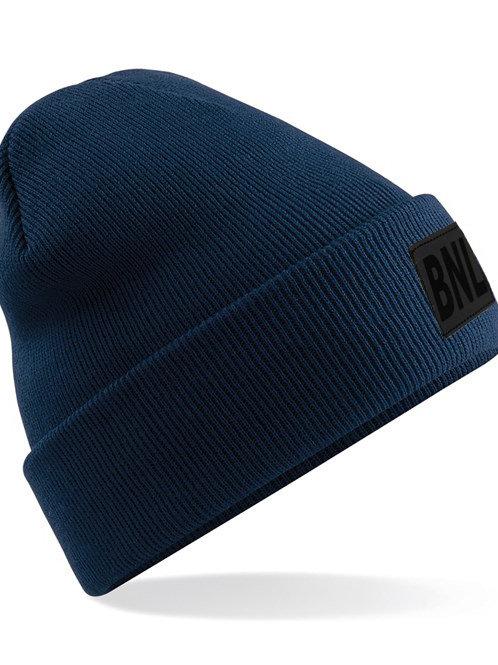 Bonnet BNL bleu marine