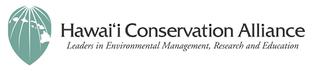 Hawaiʻi Conservation Alliance