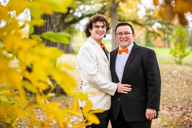Colton + Dominic's Country Club Wedding