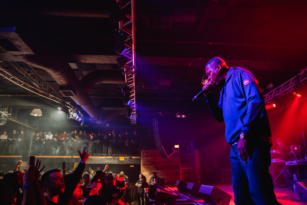 GZA feat. Killah Priest + Femdot @ Concord Music Hall for Do312 1/25/20