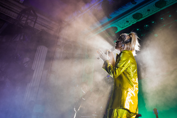 Broods @ The Metro for Substream Magazine 4/10/19