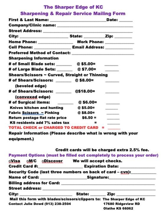 Sharper Edge Order Form.png
