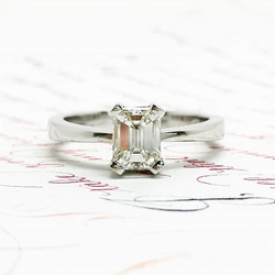 Made in Store...Diamond sourced on our recent Antwerp trip