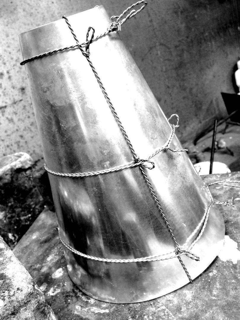 Binding...for soldering
