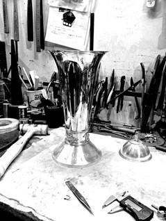 Trophy taking shape