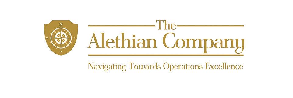 Alethian Company logo resized w tagline