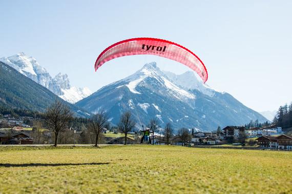 Skydance Tandem Paragliding
