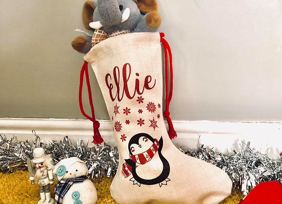 Christmas Stocking - Personalised