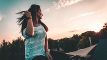 Rooftop Shooting - Mit Jennifer Hauck
