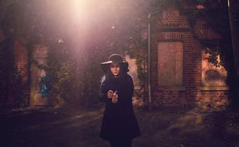 Shooting mit Miss Strange Van Wonderland