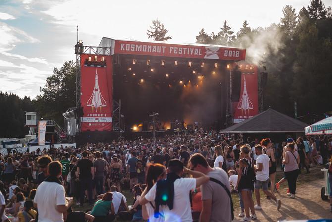 Kosmonaut Festival 2018 - Freitag, 29.06.2018
