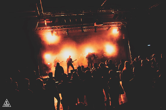 """Konzert - I come from the sun """"Releaseshow"""""""