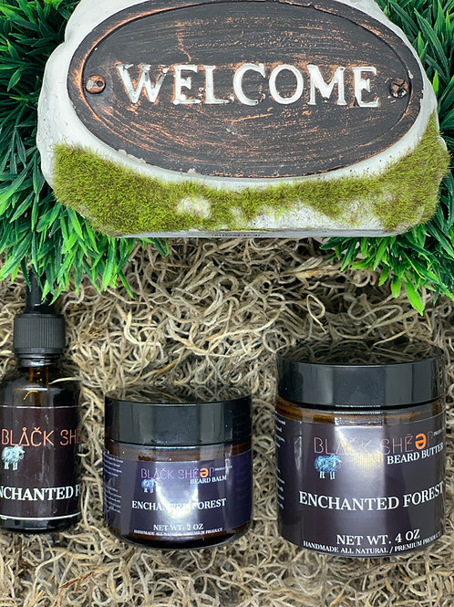 "Beard Care Set ""Enchanted Forest"""