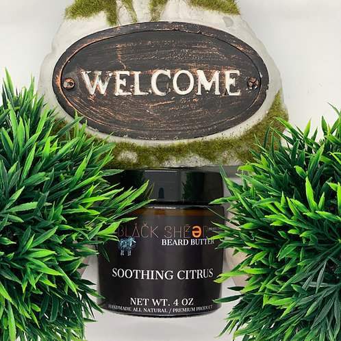 "Beard Butter ""Soothing Citrus"""