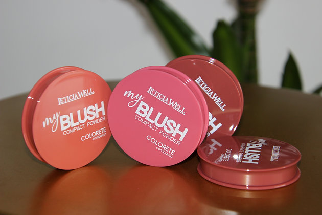MY BLUSH - LETICIA WELL