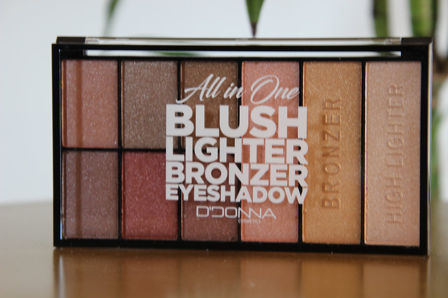 Palette ALL IN ONE - D'DONNA