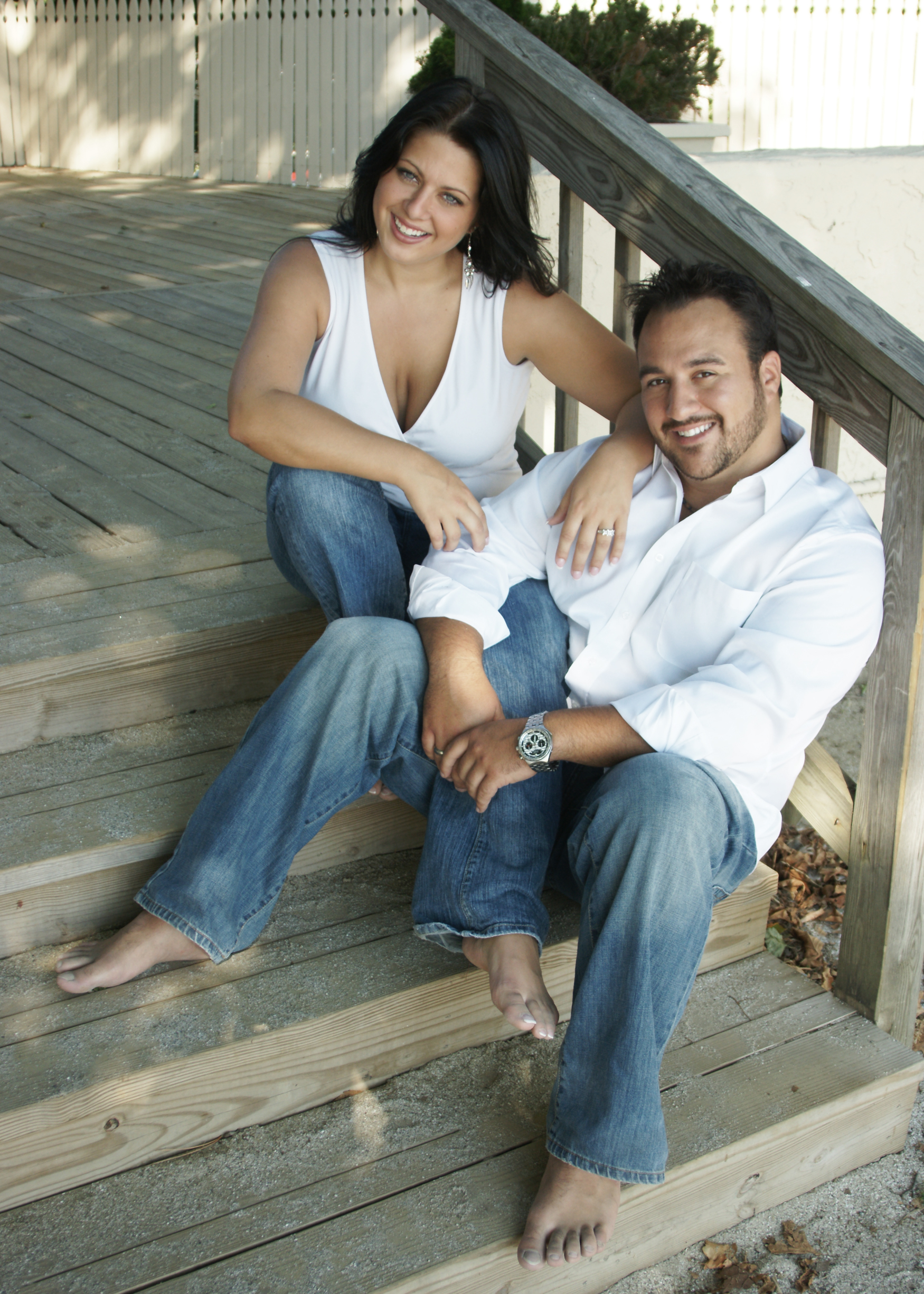 Sarah & Anthony's Engagement Shoot