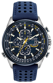 Blue Angels World Chronograph A-T Watch AT8020-03L
