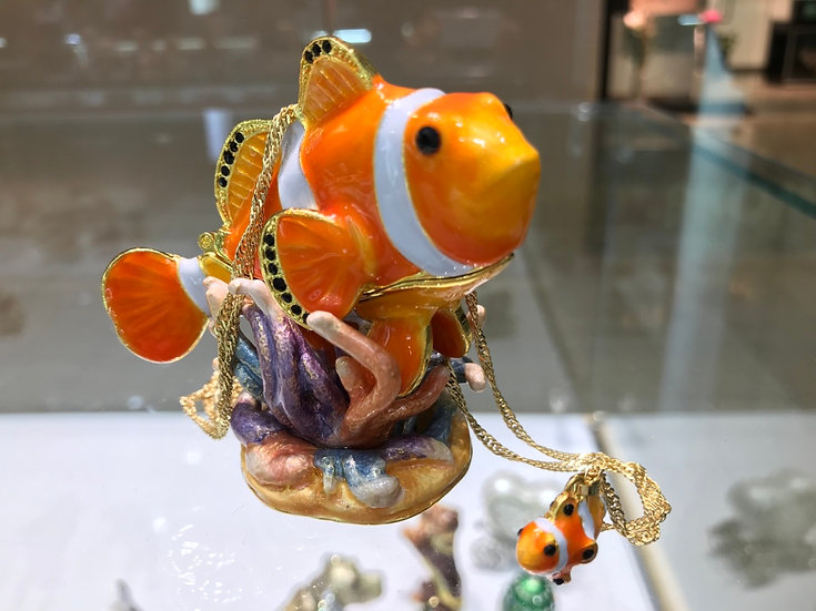 Bubbly Clownfish