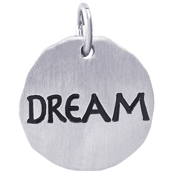 8432 Dream Charm Tag