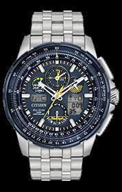 Blue Angels Skyhawk A-T Watch JY8058-50L
