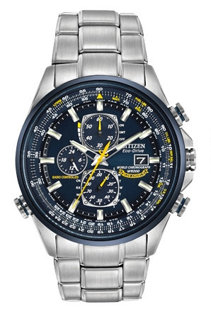 Blue Angels World Chronograph A-T Watch AT8020-54L