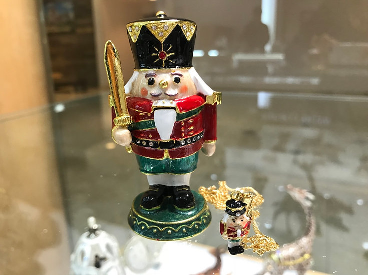 Majestic Nutcracker