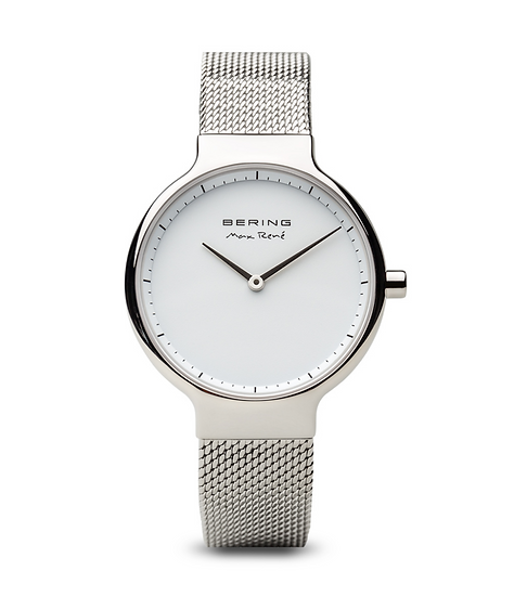 Max René | polished silver | 15531-004 | 31 mm