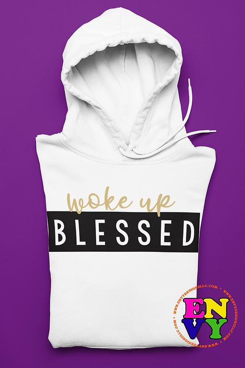 Woke Up Blessed - Hoodie