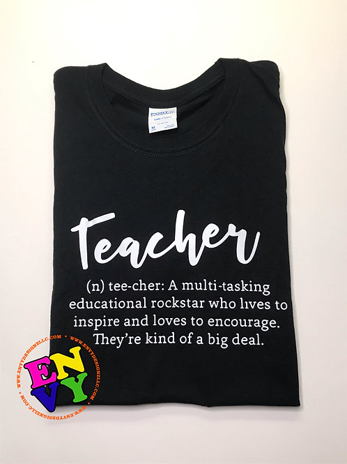 Teacher - T-Shirt