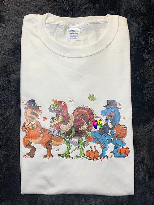 Dino Halloween - T-Shirt