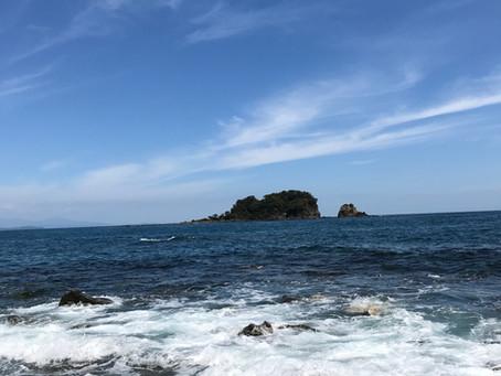 川奈 汐吹公園