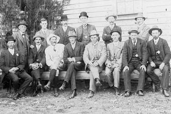 Pakenham Show 1912