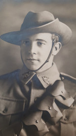 Victor Beitzel - Killed in action 7 July 1918