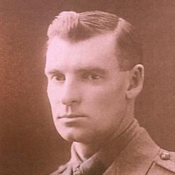 Albert Edward Wisewould MC (6371)