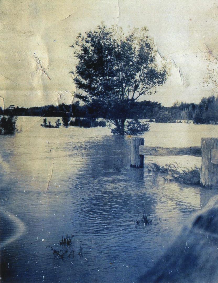 1934 Flood at Pakenham South