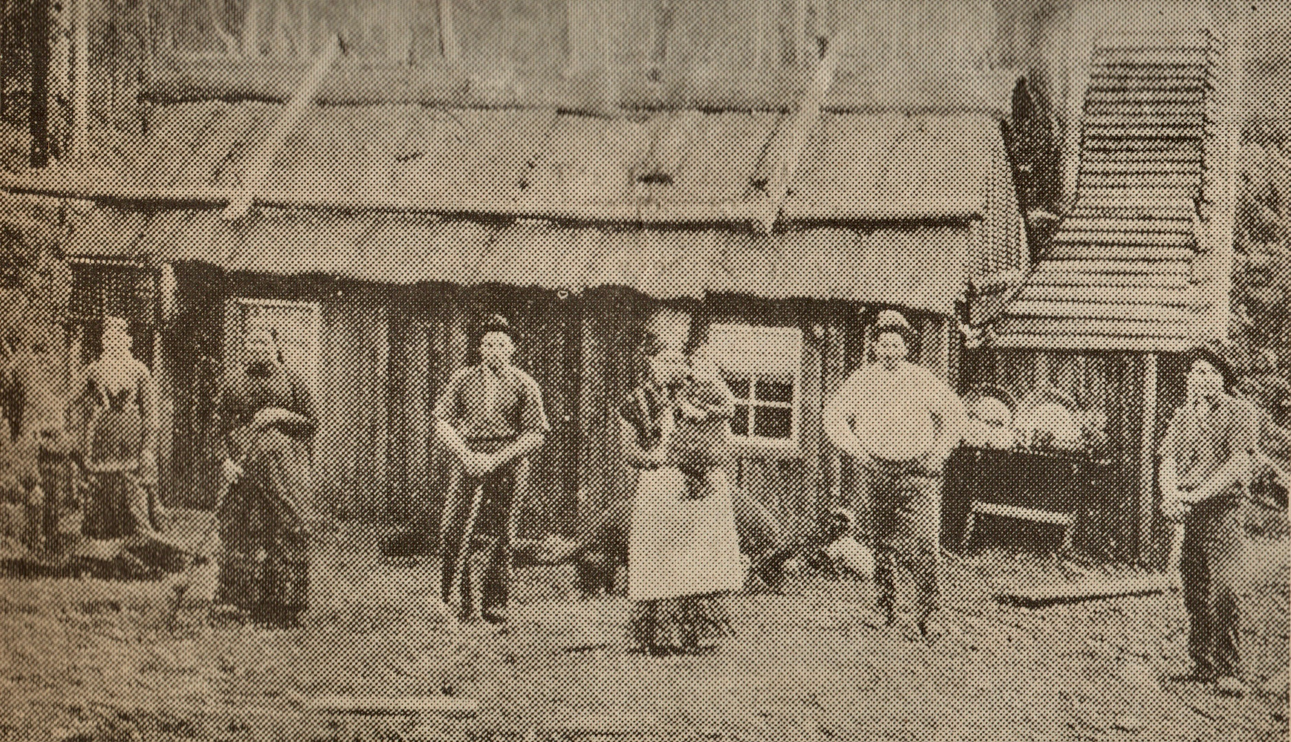 Warren Family - Pioneers at Pakenham Upper
