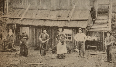 Warren Family - Pioneers at Pakenham Upper