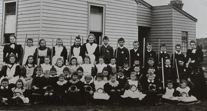 St Patrick's Pakenham c.1895