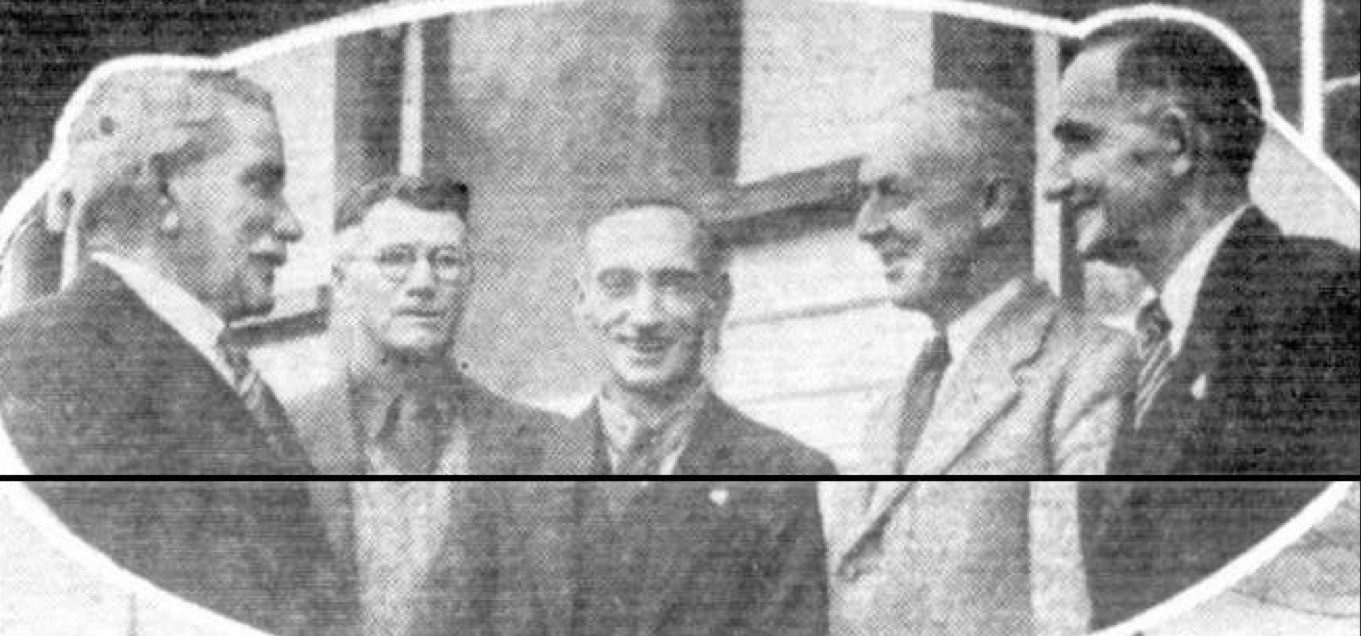 Pakenham Repatriation Committee 1946