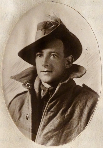 Douglas Bruce Black - died of illness 12 December 1918