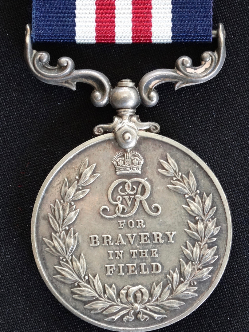 Military Medal (MM)