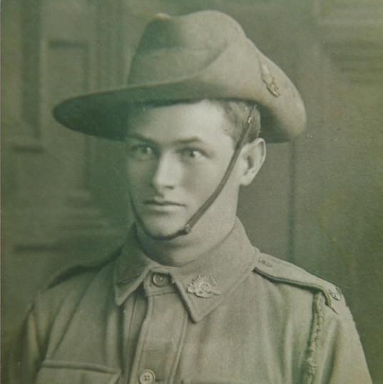 Percy Pitt Goullett MM (5022)