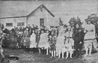 Pakenham Peace Parade 1919