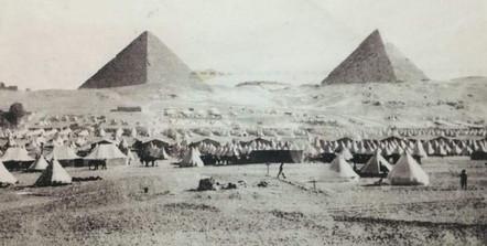 Mena Camp, Egypt